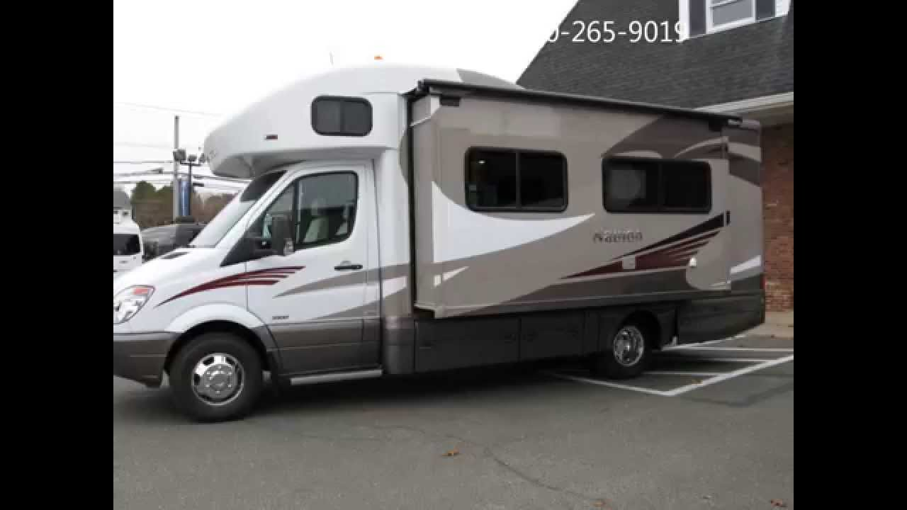 2014 itasca navion 24m mercedes benz sprinter diesel for Mercedes benz motor home