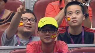 Nadal vs Wu, China Open 2015 (1/16 finale), highlights HD - Beijing 1st Round - 06/10/15