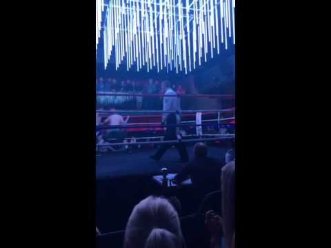 Craig kennerdale vs Alec madrell round 1