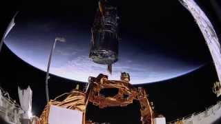 Chill out - Astronauts Hubble HD