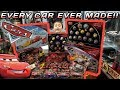 OPENING EVERY SINGLE DISNEY CARS MINI PRODUCT EVER MADE!! THE ENTIRE COMPLETE NEW SET COLLECTION!!