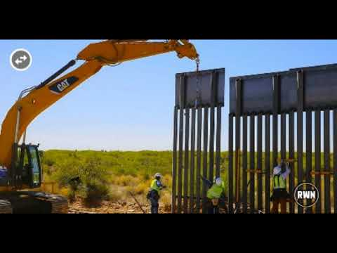 Adios! New Mexico Sets Example For Border States, Begins Building Border Wall