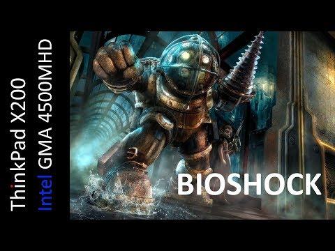 BioShock (Intel GMA 4500MHD)