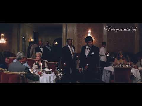 Scarface - Ben kötü bir adamım. Benim gibi insanlara ihtiyacınız var. (Al Pacino)