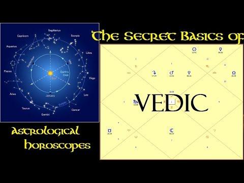 The Secret Basics Of Reading A Vedic Astrological Horoscope
