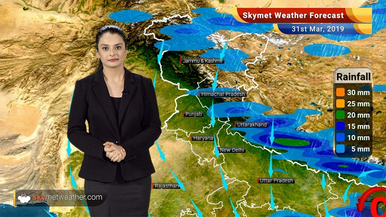 Weather Forecast March 31: Jalpaiguri, Jamshedpur, Ranchi to see