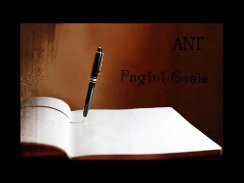 ANT-Pagini Goale (Audio)
