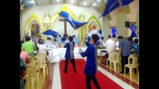 Blessed Be The Lord God Almighty (worship through dance)