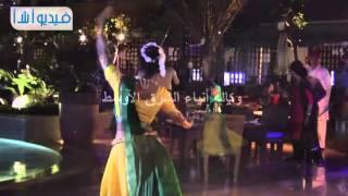 شاهد بالفيديو : رقصة هندية خلال فعاليات مهرجان الهند على ضفاف النيل 2016