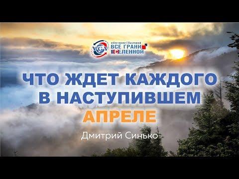 Самые главные события апреля для каждого! / Дмитрий Синько