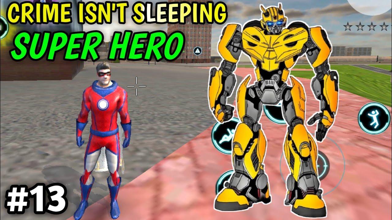 superhero | superhero game new mission | dynamo spider