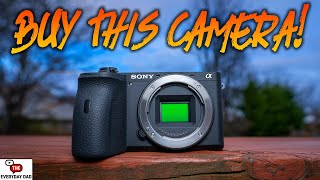 YOU Should Buy the Sony A6600, And Here's Why!