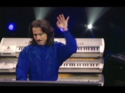 "Yanni – FROM THE VAULT -""Dance With a Stranger"" LIVE (HD-HQ)"