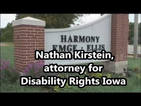 Interview with Nathan Karstein, Attorney for Disability Rights Iowa