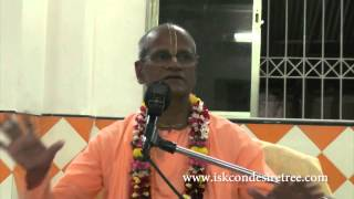 Jagannath Katha Part 1 - by HH Bhakti Purushottam Swami at ISKCON Mira Road
