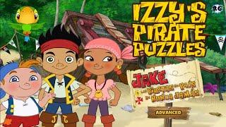 Jake y los Piratas del País de Nunca Jamás - Pirate Puzzles/Rompecabezas - Disney Junior