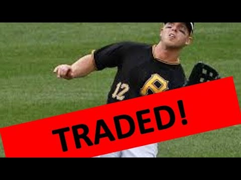 Phillies trade for Pirates outfielder Corey Dickerson