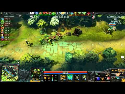 DK vs iG - Game 6 (WPC-ACE - Grand Finals)