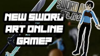 Sword Art Eclipse || NEW BEST ROBLOX SAO GAME? (ROBLOX)