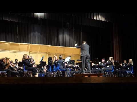 Mendenhall High School Concert Band 2012-2913 #2