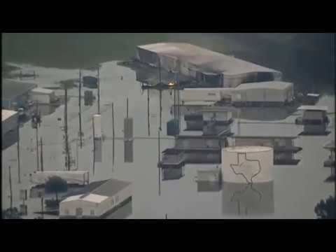 Houston flood: 'Dangerous' smoke plume from Arkema plant