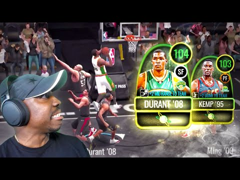 SUPERSONIC GLITCHY DURANT & BUNDLE PACK OPENING! NBA Live Mobile 20 Season 4 Gameplay Ep. 63