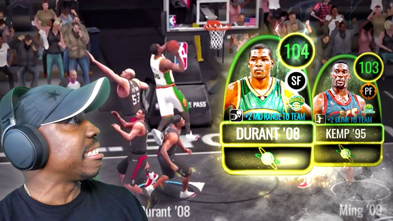 How To Get Kevin Durant In Nba Live Mobile