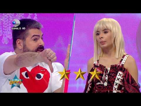 Bravo, ai stil! All Stars (19.04.)-Marisa in lacrimi! Juratii au fost foarte exigenti la adresa ei!