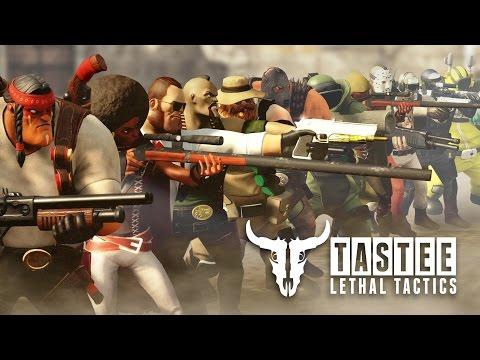 TASTEE Lethal Tactics - Gameplay