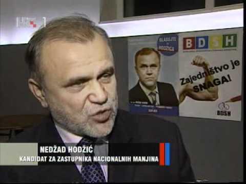 Nedžad Hodžić - predizborni...
