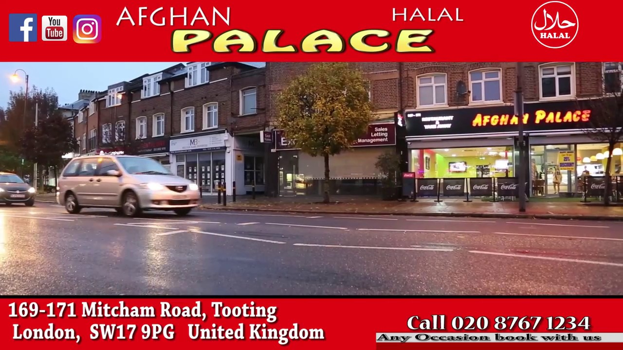 Afghan Palace Tooting Youtube