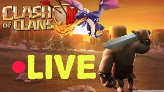 CLASH OF CLANS LIVE STREAM