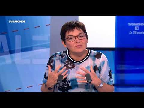 Annick Girardin évoque la question migratoire à Mayotte