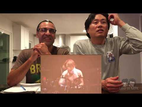 Clueless Guys reacting to X JAPAN - Kurenai (Last Live 1997)