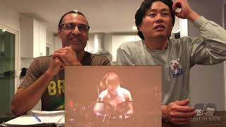 Clueless Guys reacting to X JAPAN - Kurenai (Last Live 1997)