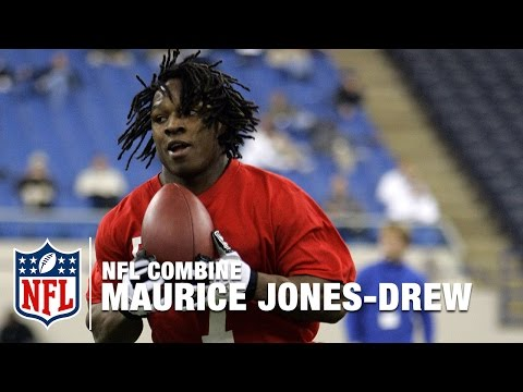 MJD Relives 2006 NFL Combine Highlights | NFL Now Combine LIVE