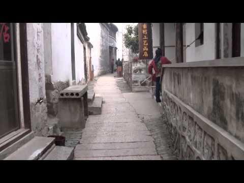 China Vlog (Part 8) - Suzhou (苏州) - Taihu Lake (太湖), Ming Yue Historic Town (明月湾古村)