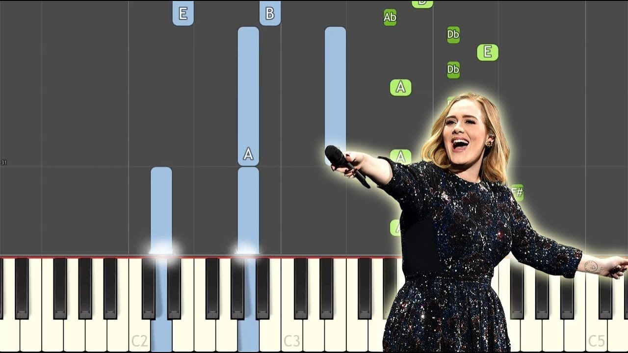 Adele someone like you synthesia piano tutorial youtube adele someone like you synthesia piano tutorial baditri Image collections