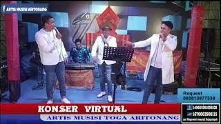 ARI SELASA MULAK TU BATAM~live~ANJU TRIO