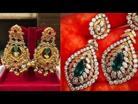 Kundan Gold Jewellery Designs