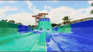 Kraken Racers at Wild Wild Wet is now opened!