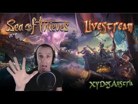 Sea of Thieves( Piraten auf hoher See ) Gameplay Deutsch 1080p60