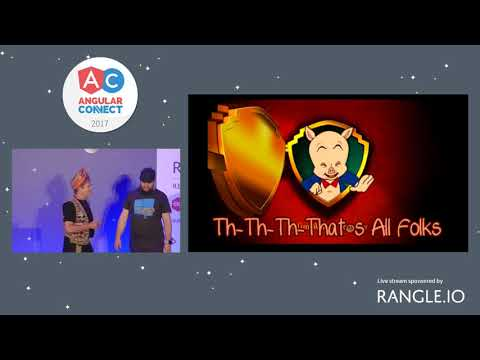 Angular Dynamic Pages – Jesus Rodriguez & Ward Bell – AngularConnect 2017