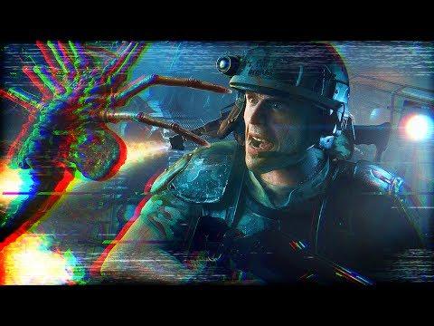 aliens vs predator game marine part 1