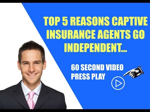 How to become an independent insurance agent in Michigan?