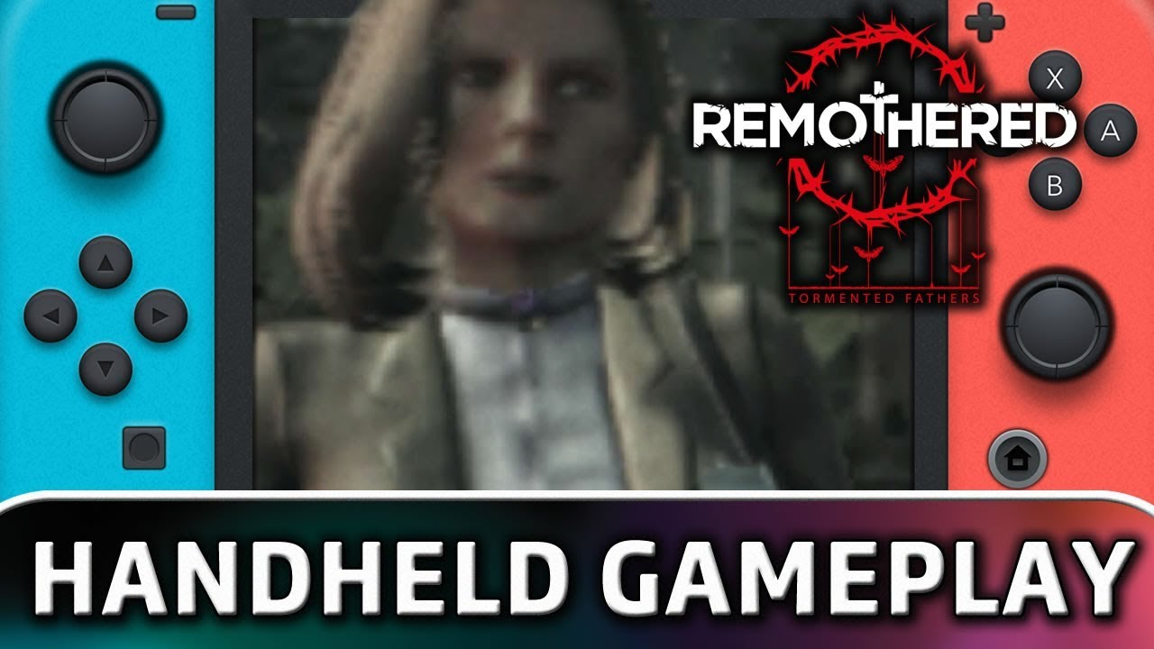 Remothered: Tormented Fathers | 10 Minutes in Handheld MODE on Switch