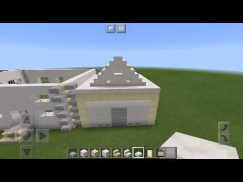 Minecraft House Building Part 1