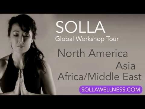 Solla Pizzuto, Global Wellness Tao and LOVE Connections Educator
