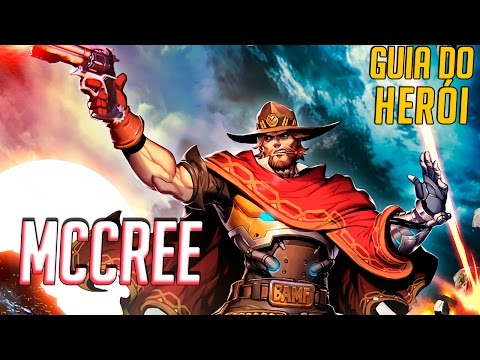 COMO JOGAR DE MCCREE - GUIA DO HERÓI - Overwatch Brasil