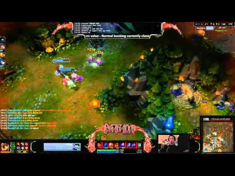 PhantomLord League of Legends Rage Game